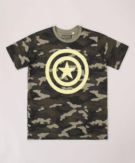 Camiseta-Juvenil-Capitao-America-Estampada-Camuflada-Manga-Curta-Verde-Militar-9970807-Verde_Militar_1