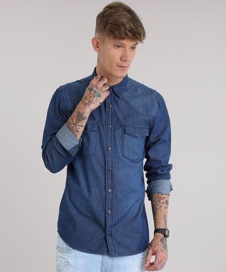 Camisa-Jeans-Azul-Medio-8836840-Azul_Medio_1