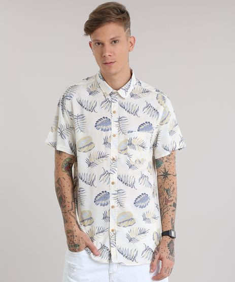 Camisa-Estampada-de-Folhas-Bege-Claro-8859141-Bege_Claro_1