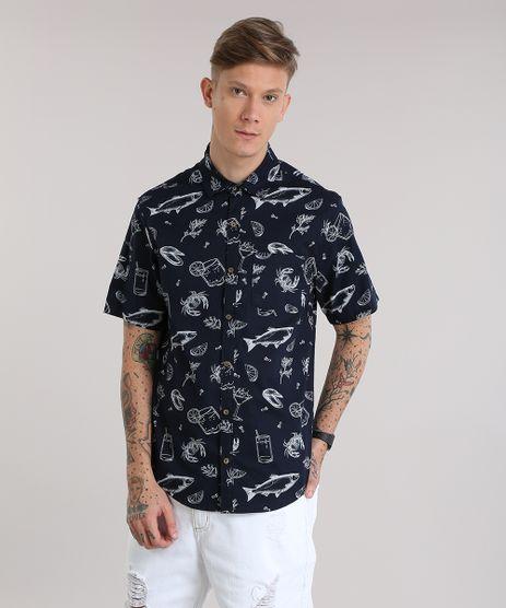 Camisa-Estampada-Fundo-do-Mar-Azul-Marinho-8822752-Azul_Marinho_1