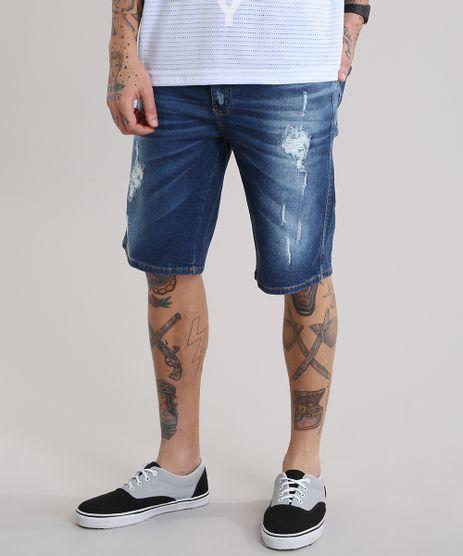 Bermuda-Jeans-Reta-Destroyed-Azul-Medio-8766949-Azul_Medio_1