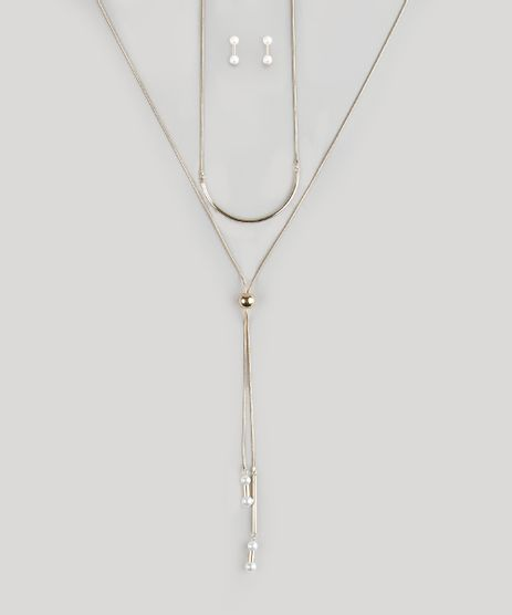 Kit-de-2-Colares---Brinco-Dourado-8717210-Dourado_1