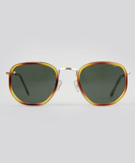 Oculos-de-Sol-Redondo-Feminino-Agua-de-Coco-Tartaruga-8883288-Tartaruga_1