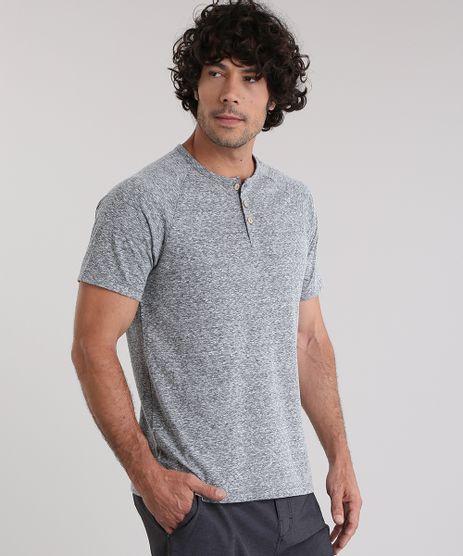 Camiseta-Flame-Agua-de-Coco-Cinza-Mescla-8846228-Cinza_Mescla_1