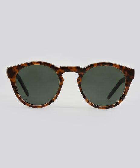 Oculos-de-Sol-Redondo-Infantil-Agua-de-Coco-Tartaruga-8883285-Tartaruga_1