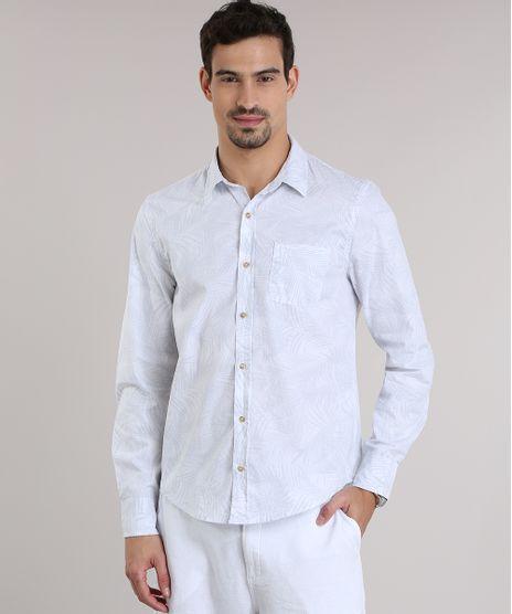 Folhagem em Moda Masculina - Camisas – ceacollections 7b99b0cf8e1