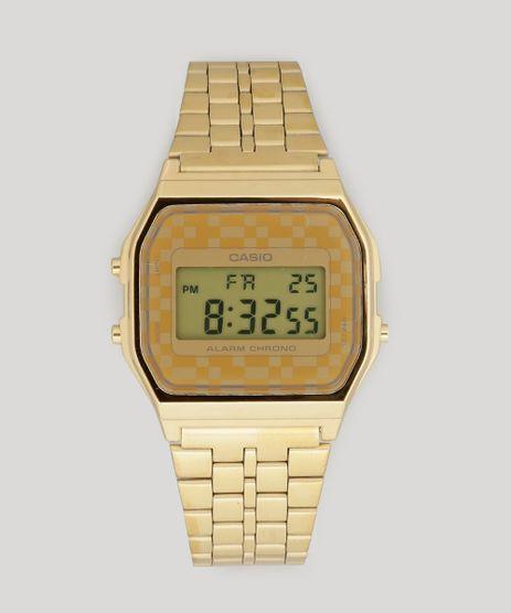a0db6f48197 Relogio-Digital-Casio-Feminino---A159WGEA9ADFU-Dourado-8091872-