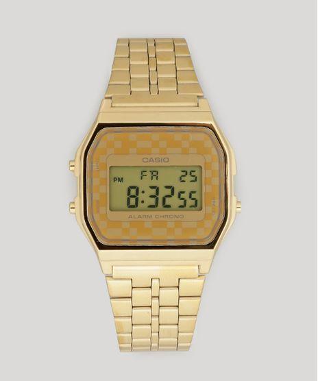 Relogio-Digital-Casio-Feminino---A159WGEA9ADFU-Dourado-8091872-Dourado_1