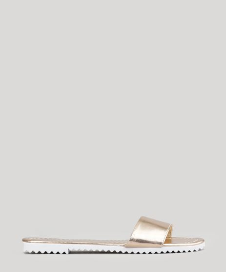 Rasteira-Slide-Metalizada-Rose-8721980-Rose_1