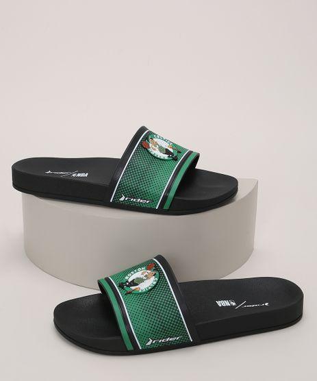 Chinelo-Slide-Masculino-Rider-NBA-Boston-Celtics-Verde-9970850-Verde_1