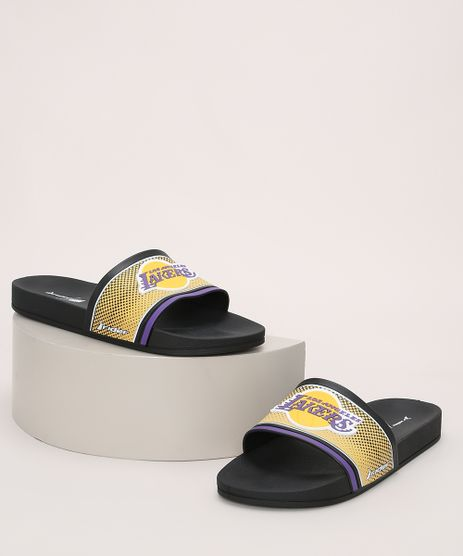 Chinelo-Slide-Masculino-Rider-NBA-Los-Angeles-Lakers-Amarelo-9970849-Amarelo_1