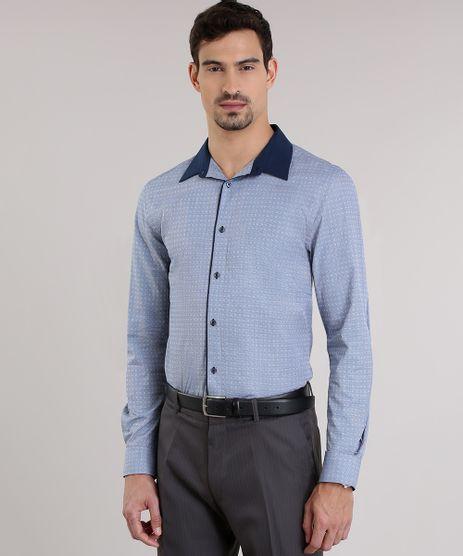 Camisa-Slim-Estampada-Azul-Marinho-8636880-Azul_Marinho_1