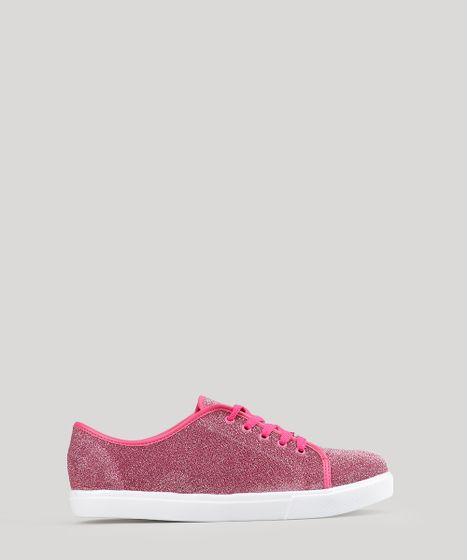 c814f86997 Tenis-Molekinha-com-Brilho-Pink-8944708-Pink_1 ...