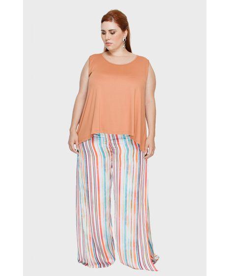 404624d8f Calça Pantalona Seda Marrocos Plus Size - cea