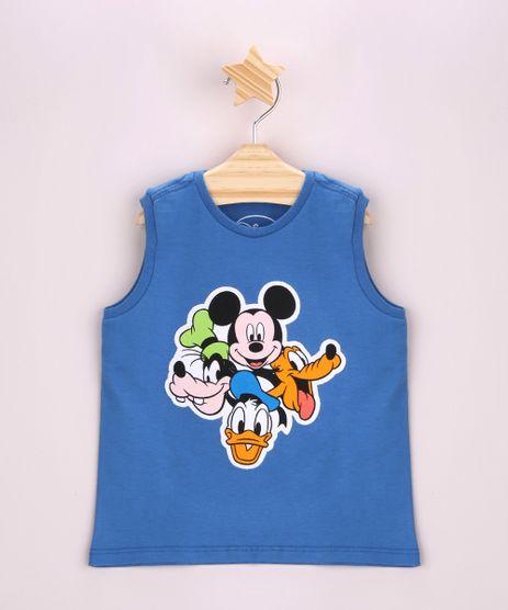 Regata-Infantil-Turma-do-Mickey-Azul-9964188-Azul_1