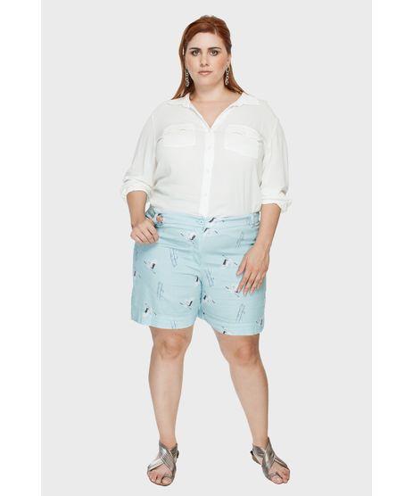 8b37dbe60 Moda Feminina - Shorts e Bermudas Flaminga Preto – cea