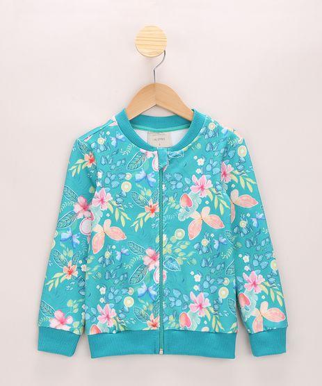 Jaqueta-Bomber-Infantil-Estampada-Floral-Verde-9966549-Verde_1