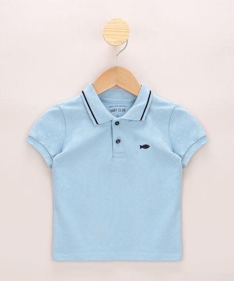Polo-Infantil-Manga-Curta-Azul-Claro-9964254-Azul_Claro_1