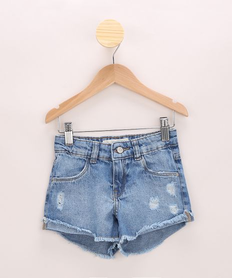Short-Jeans-Infantil-Destroyed-Azul-Medio-9965671-Azul_Medio_1