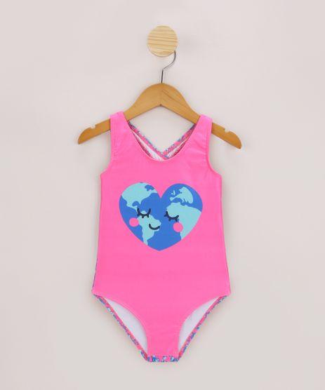Maio-Infantil--Love-Planet--com-Protecao-UV50--Rosa-9964932-Rosa_1