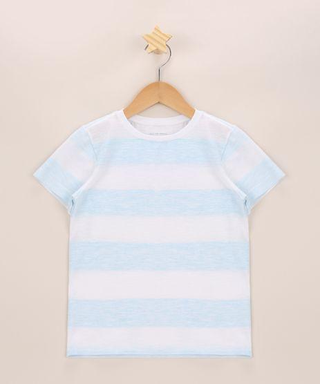 Camiseta-Infantil-Listrado-Manga-Curta-Gola-Careca-Azul-9970171-Azul_1