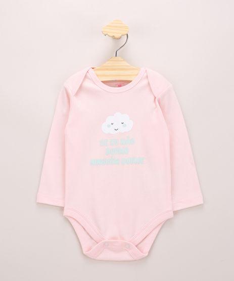 Body-Infantil-Basico--Seu-eu-Nao-Durmo-Ninguem-Dorme--Manga-Longa-Rosa-Claro-9947190-Rosa_Claro_1