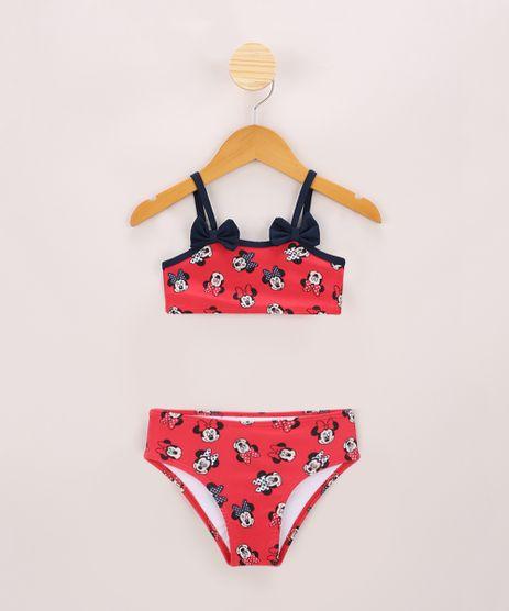 Biquini-Infantil-Minnie-Estampado-com-Lacinho-e-Protecao-UV50--Vermelho-9957689-Vermelho_1