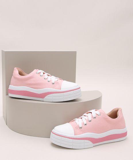 Tenis-Infantil-Flatform-Rosa-9973127-Rosa_1