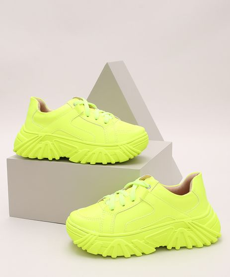 Tenis-Infantil-Chunky-Verde-Neon-9973132-Verde_Neon_1