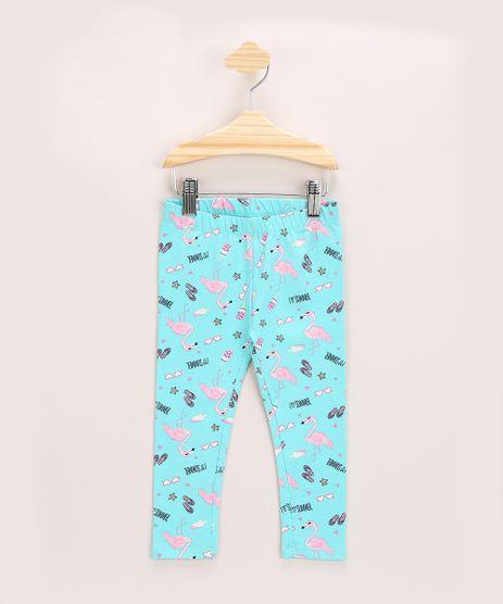 Calca-Legging-Infantil-Estampada-Flamingos-Cos-com-Elastico-Verde-Agua-9969036-Verde_Agua_1