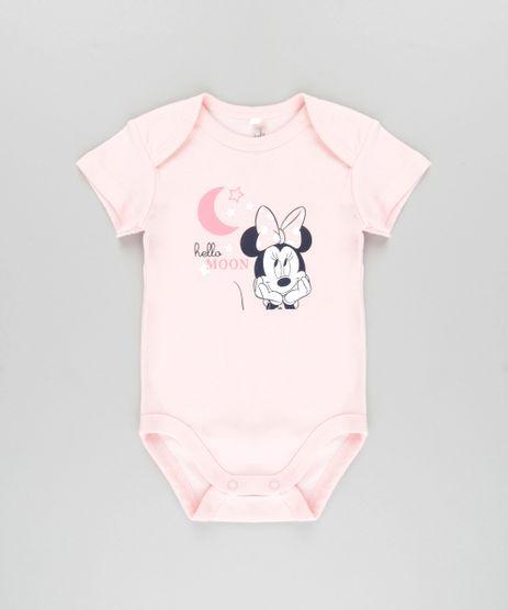 Body-Minnie-em-Algodao---Sustentavel-Rosa-Claro-8648219-Rosa_Claro_1