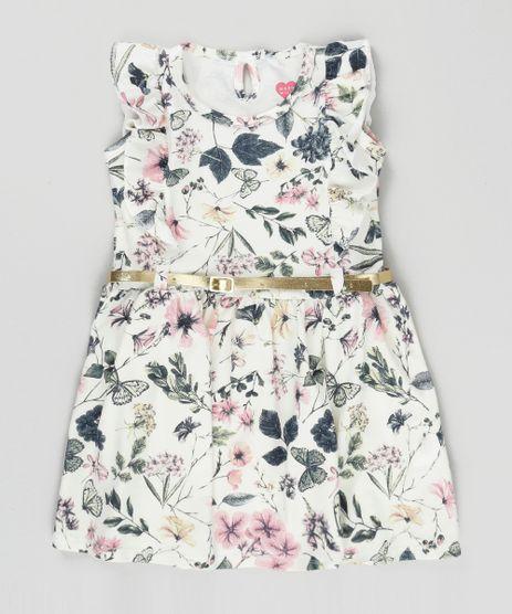 Vestido-Estampado-Floral-com-Cinto-Metalizado-Off-White-8827289-Off_White_1