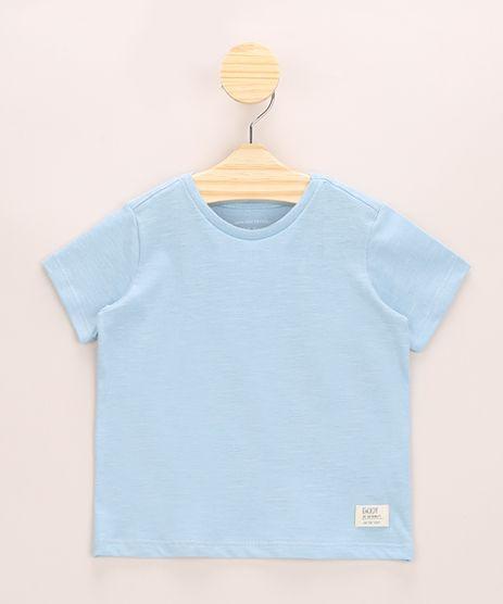 Camiseta-Infantil-Basica-Manga-Curta-Gola-Careca-Azul-Claro-9964189-Azul_Claro_1