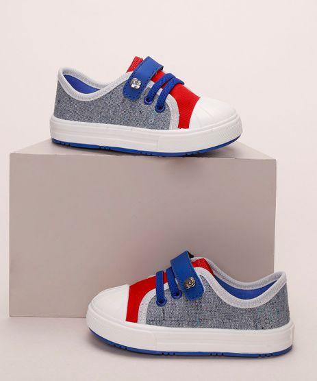 Tenis-Infantil-Pimpolho-Com-Recorte-Tira-e-Velcro-Azul-9973826-Azul_1