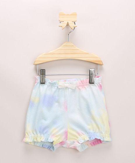 Short-Infantil-Balone-Estampado-Tie-Dye-e-Laco-Multicor-9968505-Multicor_1