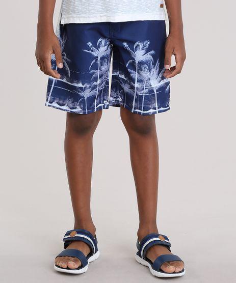 Bermuda-Estampada-de-Coqueiros-Azul-Marinho-8657703-Azul_Marinho_1
