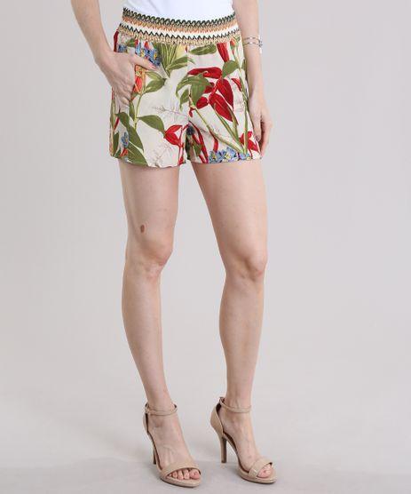Short-Estampado-Floral-Kaki-8736248-Kaki_1