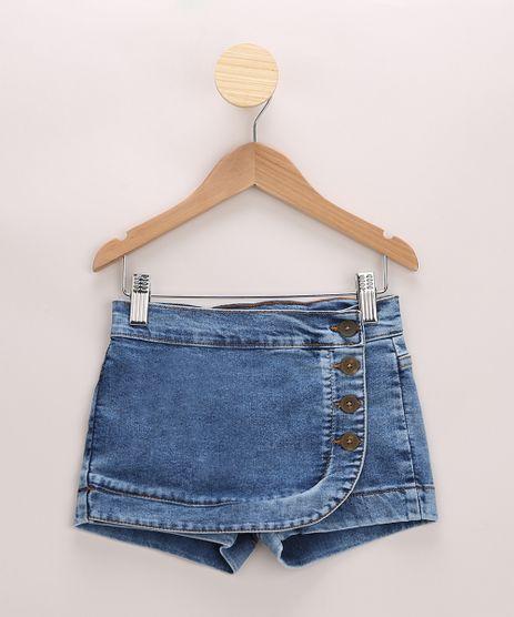 Short-Saia-Jeans-Infantil-com-Botoes-Azul-Medio-9966241-Azul_Medio_1
