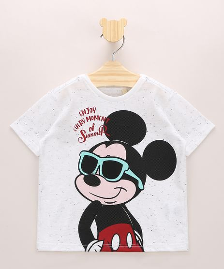 Camiseta-Infantil-Mickey-Botone-Manga-Curta-Off-White-9964046-Off_White_1