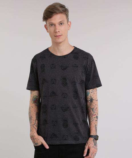 Camiseta-Estampada-Star-Wars-Cinza-Mescla-Escuro-8759325-Cinza_Mescla_Escuro_1