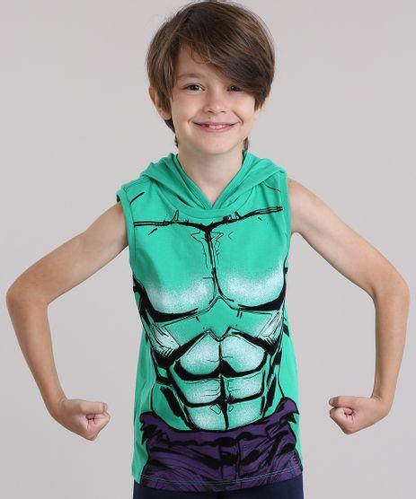 Camisa-Hulk-com-Capuz-em-Algodao---Sustentavel-Verde-8789521-Verde_1