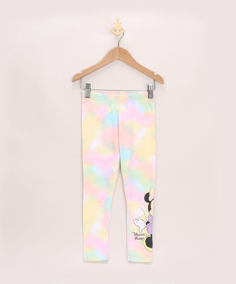 Calca-Legging-Infantil-Minnie-Estampada-Tie-Dye-Multicor-9968368-Multicor_1