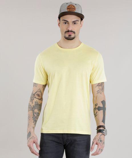 Camiseta-Basica-Amarela-8472858-Amarelo_1