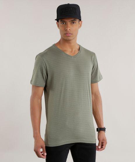 Camiseta-Basica-Verde-Militar-8663159-Verde_Militar_1