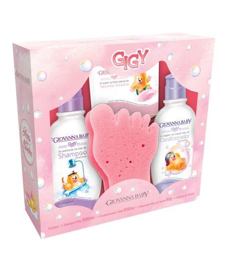 Kit-Presente-Giovanna-Baby-Gigy-Shampoo-200ml---Condicionador-200ml---Sabonete-em-Barra-80g---Esponja-Pezinho-Classic-Unico-9975537-Unico_1