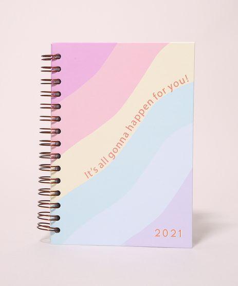 Agenda-Diaria--It-s-Gonna-Happen-for-you--Espiral-Multicor-9974513-Multicor_1
