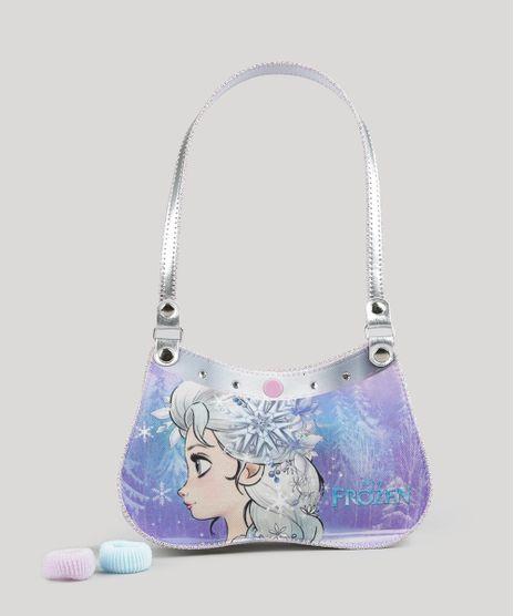 Bolsa-Frozen-com-Elastico-de-Cabelo-Roxa-8374255-Roxo_1