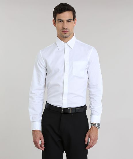 Camisa-Comfort-Texturizada-Branca-8751277-Branco_1