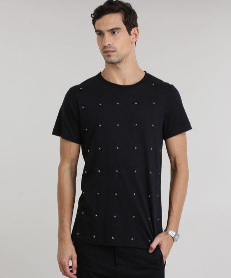 Camiseta-com-Estrelas-Aplicadas-Preta-8775976-Preto_1
