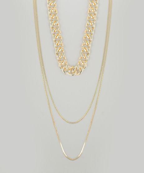 Colar-Triplo-Dourado-8944241-Dourado_1